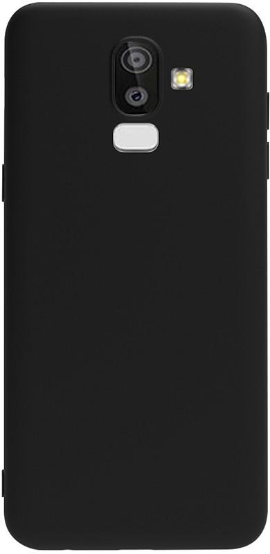 Чехол-накладка TOTO 1mm Matt TPU Case Samsung Galaxy J8 2018 Black #I/S