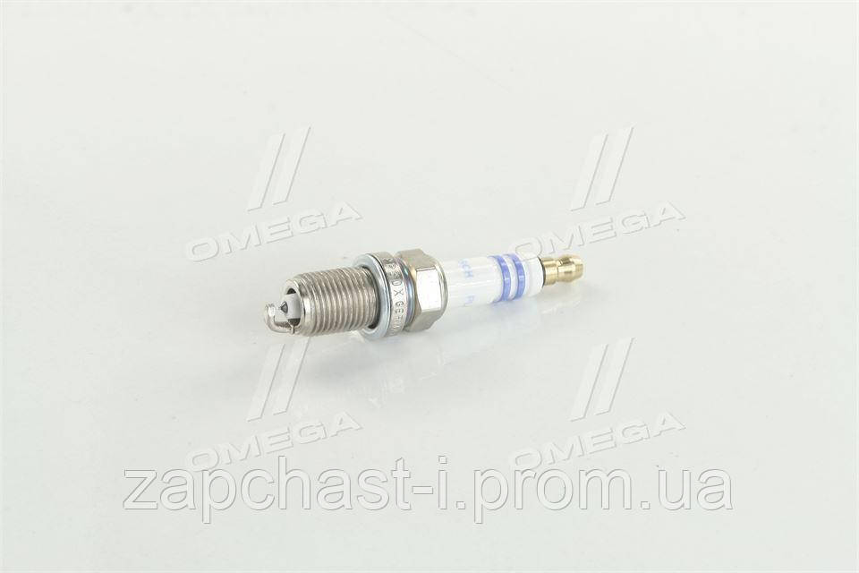 Свеча зажигания FR8DPP30X SINGLE PLATINUM (KIA,   HYUNDAI   ) (пр-во BOSCH) 0242230557