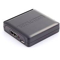 Конвертер PowerPlant HDMI - VGA + R/L (HDCVGA02-M)