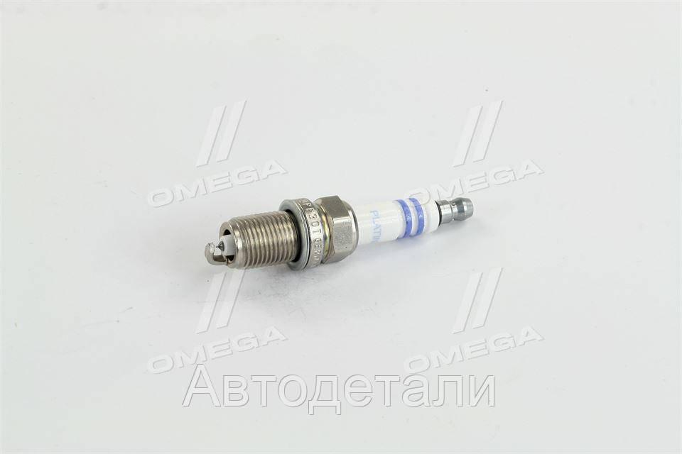 Свеча зажигания FR7DPP30T SINGLE PLATINUM (RENAULT, FIAT) (пр-во BOSCH) 0242236618