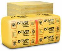 Теплоизоляция минеральная вата Isover (Изовер) Звукозащита плита 50 мм 610 х 1170 (14,274 м2)