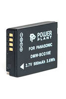 Аккумулятор PowerPlant Panasonic DMW-BCG10 980mAh