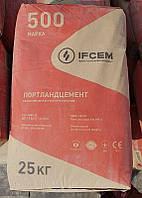 Цемент Ивано-Франковскцемент ПЦ I-500-Н 50 кг