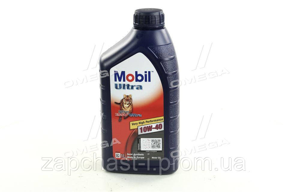 Масло моторн. Mobil ULTRA 10W-40 API SL/CF (Канистра 1л) 4107784388