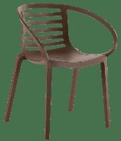 Кресло Papatya Mambo коричневое, фото 1