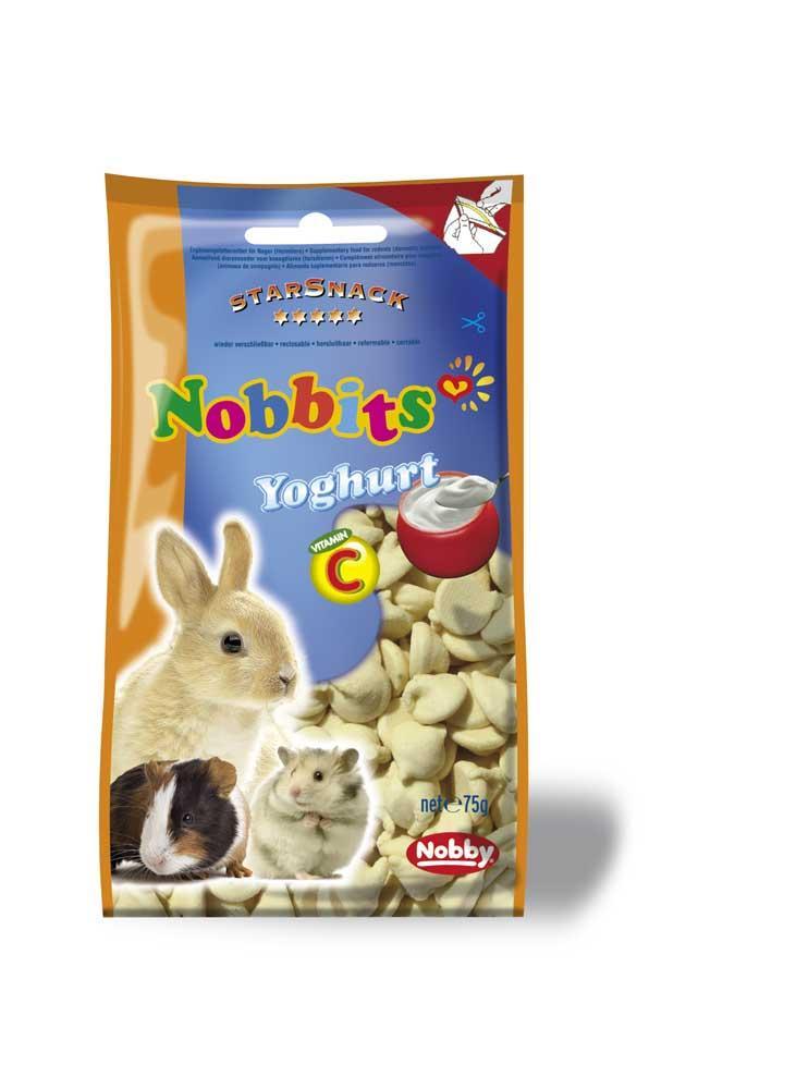 Дропсы для грызунов 75г, Nobby
