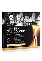 Карта тонов cтойкой крем-краски для волос «Шелковое окрашивание» Salon Care