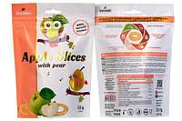 Слайсы яблочные сушеные с грушей, 33 г