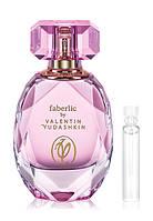 Пробник парфюмерной воды для женщин faberlic by Valentin Yudashkin Rose