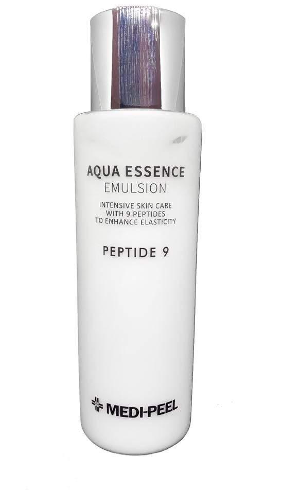 Антивікова емульсія для обличчя з пептидами Medi-Peel Peptide 9 Aqua Essence emulsion