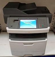 Lexmark X466. Лазерный принтер копир сканер МФУ.