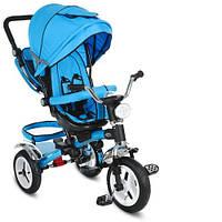 Велосипед детский трехколесный Turbo Trike M 3199-5HA Blue (ME00905)