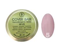 База для гель-лака Milano Cover Rubber Base Gel Luxury  № 05, 30 мл