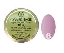 База для гель-лака Milano Cover Rubber Base Gel Luxury  № 06, 30 мл