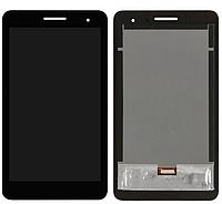 Дисплей (экран) для планшета Huawei MediaPad T3 7.0 (BG2-U01) версия 3G с сенсором (тачскрином) черный