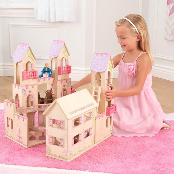 Кукольный домик Замок Принцессы Princess Castle KidKraft 65259