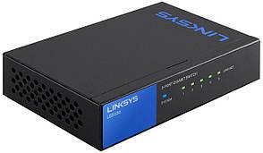 Коммутатор Linksys 5 портов LGS105 (2145)