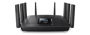 Маршрутизатор Linksys AC5400 MAX-STREAM TRI-BAND (2424)