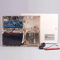 Прибор приемно-контрольный охранно-пожарный Лунь-9Т ППК