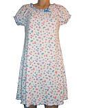 Сорочка женская 5-110 ТИНА 50-54 размеры, фото 3