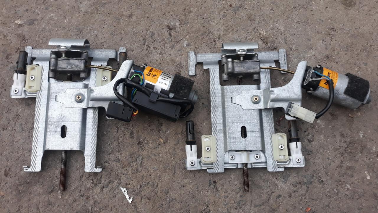 Механизм электро привод электропривод подголовника бмв е39 е38 bmw e38 e39 52107010142 52107010145