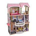 Большой деревянный Кукольный домик Magnolia KidKraft 65839, фото 2