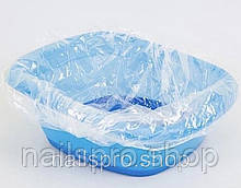 Чехол на ванночку для педикюра на резинке 50 шт, 80*80