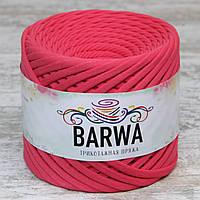 Трикотажная пряжа BARWA uitra light 3-5 мм, Живой коралл