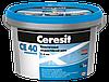 Замазка для швов Ceresit CE40 aquastatic 2 кг ночное сияние