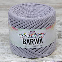 Трикотажная пряжа BARWA standart 7-9 мм, цвет Пепел