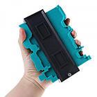 Измерительный инструмент контурный манометр Wolfcraft Irregular Ruler, фото 2