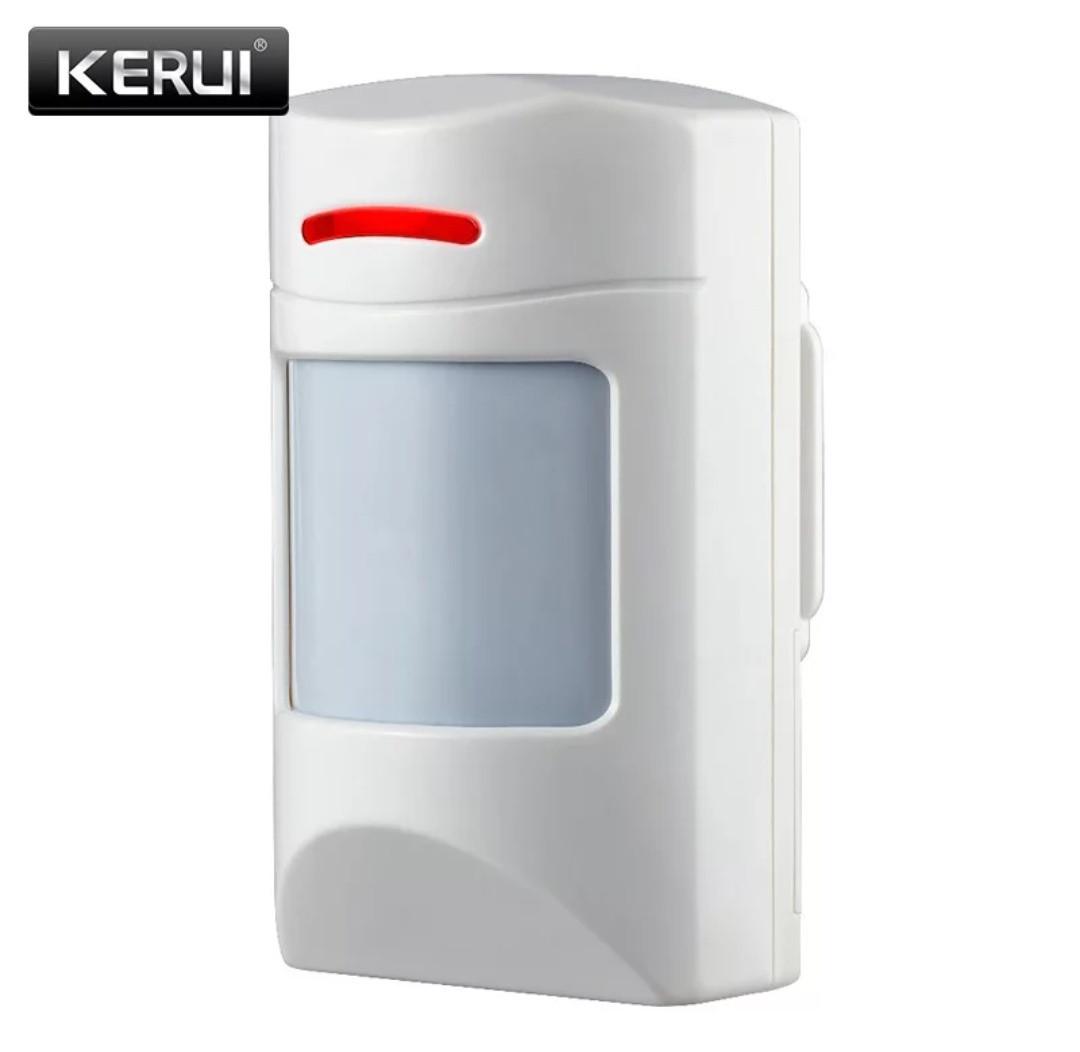 Датчик движения kerui HM-816 с защитой от домашних животных,  детектор для GSM сигнализаций kerui G18 W18