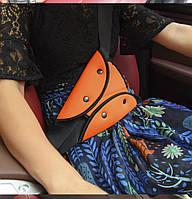 Ремень безопасности для автомобильного кресла, фиксатор для ремня безопасности ребенка, фото 1
