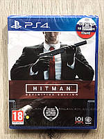 Hitman Definitive Edition (рус. суб.) PS4, фото 1