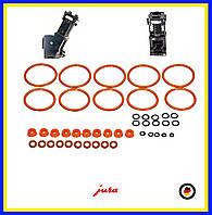 5 Ремкомплектов для заварного устройства кофемашины Jura