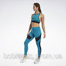 Женские леггинсы Reebok Workout Ready Mesh FJ2763 (2020/1), фото 3