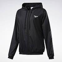 Женская спортивная куртка Reebok CL F VECTOR WINDBREAKER FK2769 (2020/1)