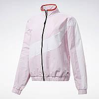 Женская спортивная куртка Reebok Meet You There FJ2700 (2020/1)