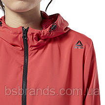 Женская спортивная куртка Reebok WOVEN JACKET EJ9427, фото 3