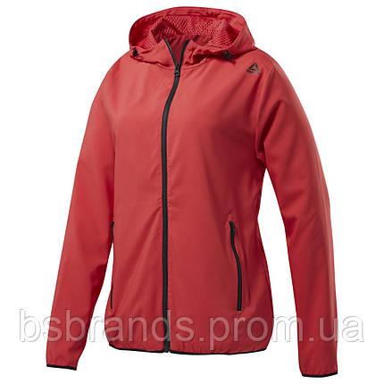 Женская спортивная куртка Reebok WOVEN JACKET EJ9427, фото 2