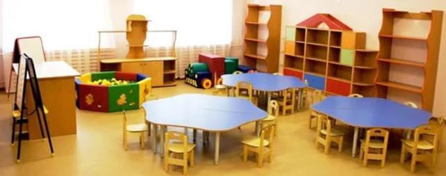 Комплексні рішення для дитячих садочків