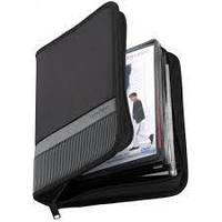 Сумка holder качество EBOX на 20 DVD дисков + вкладыш для полиграфии
