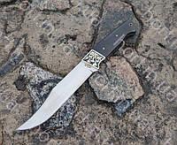 "Нож ""ЛЕСНОЙ"" ручная работа сталь 95Х18 охотничий, ніж мисливський"