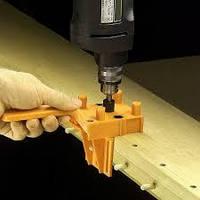 Мебельный кондуктор для сверления отверстий под фурнитуру 6 8 10мм