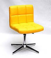 Кресло мастера Arno M Base, желтое