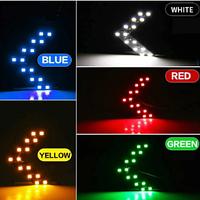 Зеркальные элементы с LED повторителем