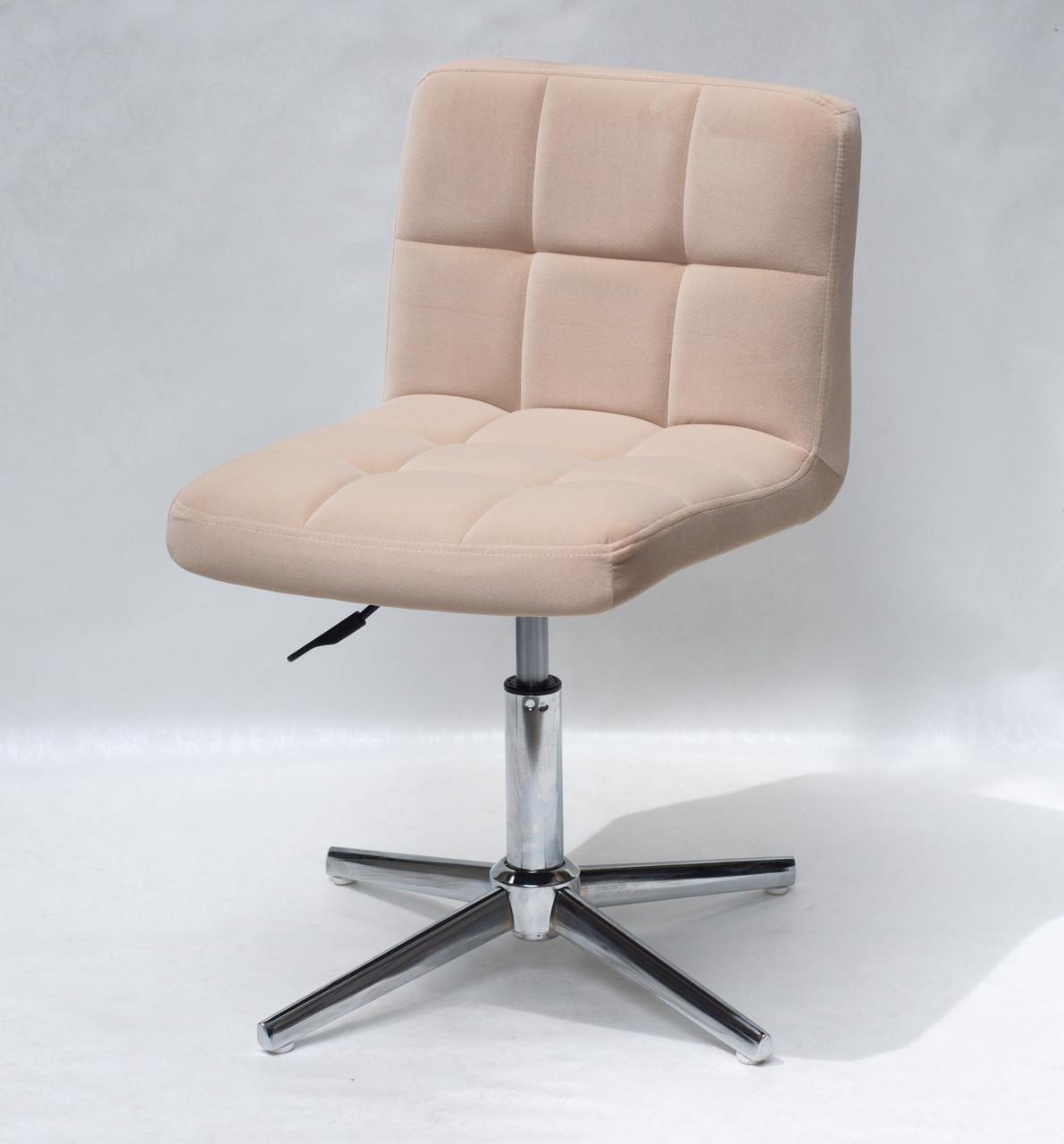 Кресло мастера Arno M Base Бархат, бежевое