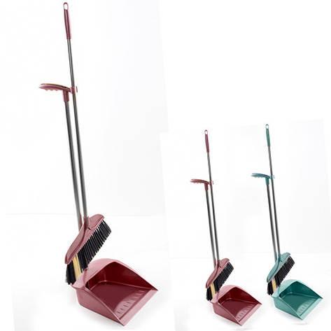 Набор для уборки (метла, совок)R87936, фото 2