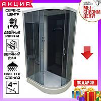 Гидромассажная душевая кабина 120х80 см GM 2511 L без электроники