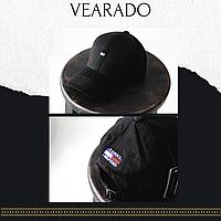 Кепка бейсболка мужская Tommy Hilfiger черная